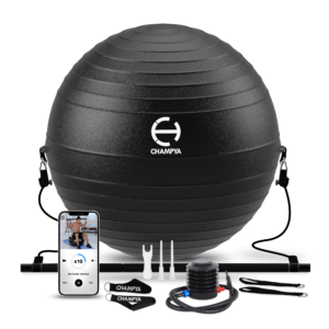 Exercise Balls and Bars