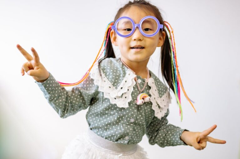 4 Cute Summer Styles for Silly Little Ones