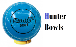 Hunter Bowls Barefoot Bowls with OZYBOWLS