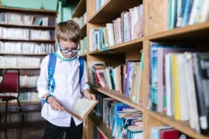 Reading Myths: Why Comic Books Aren't Bad for Young Readers